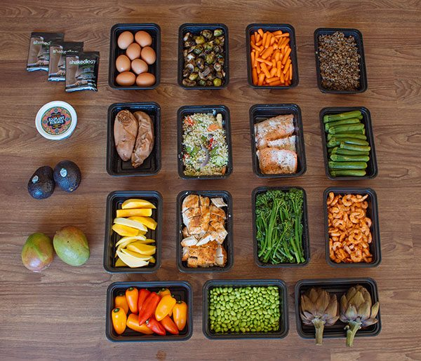 How do you prep your meals?